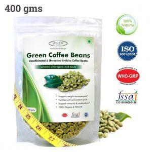 Sinew Green Coffee Beans Decaffeinated & Unroasted Arabica