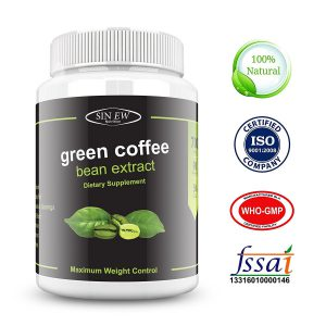 Sinew Green Coffee Beans Extract 700 mg