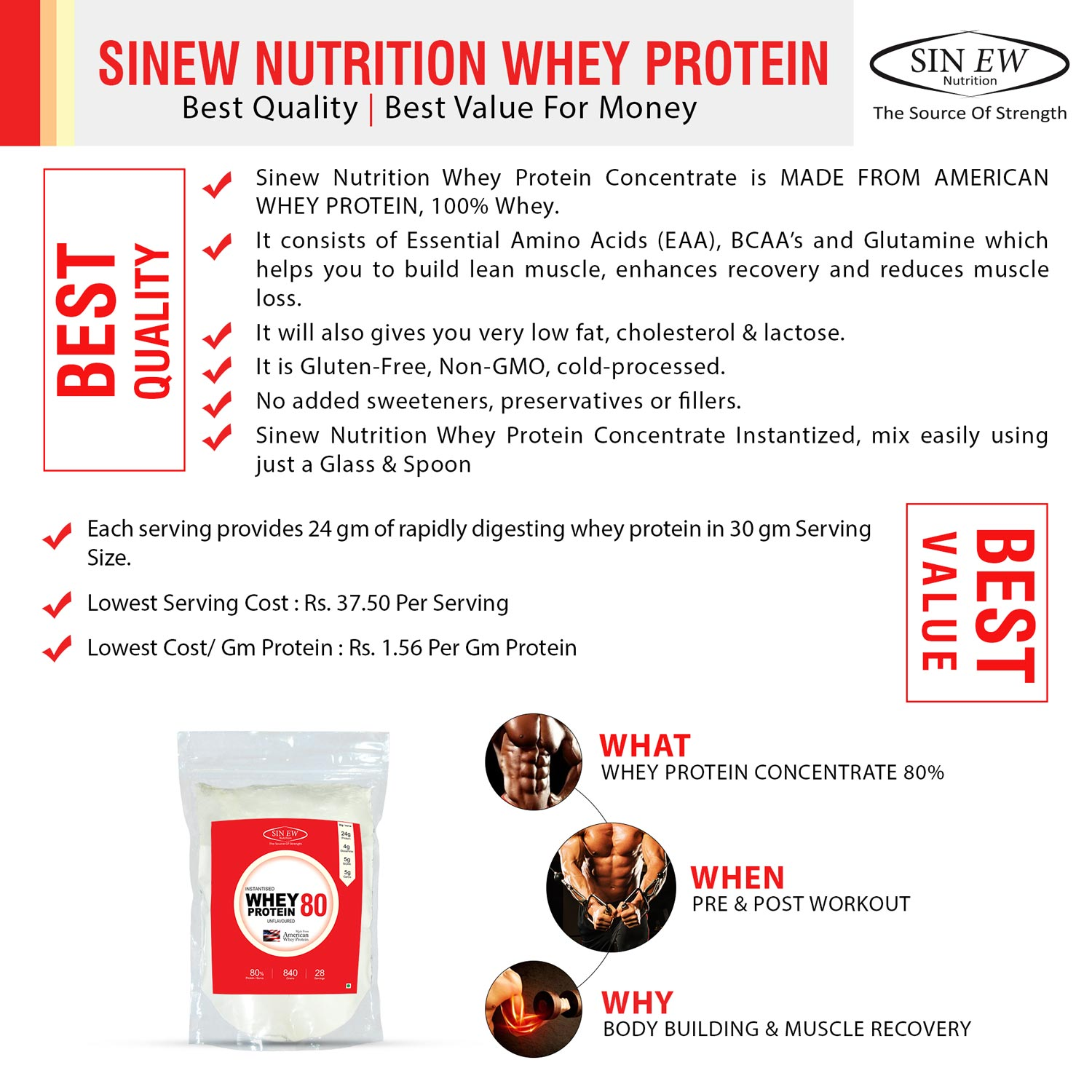Whey Protein Image 2nd