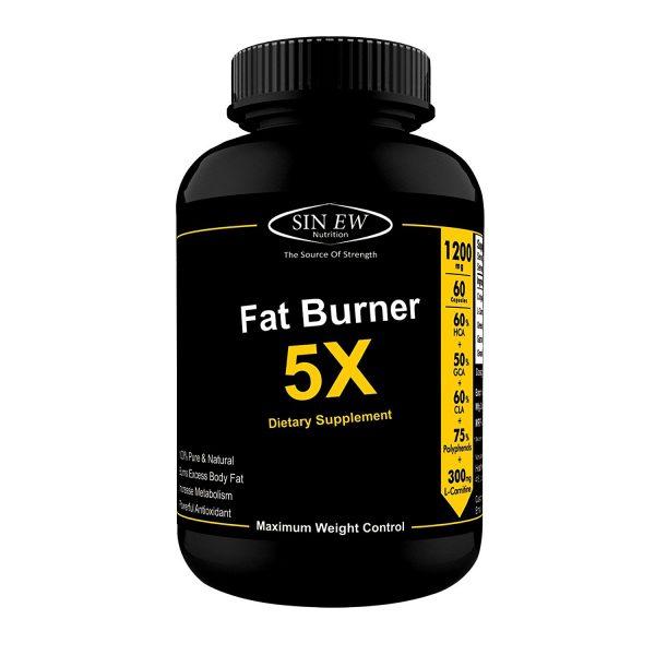 fat burner 4x weight loss