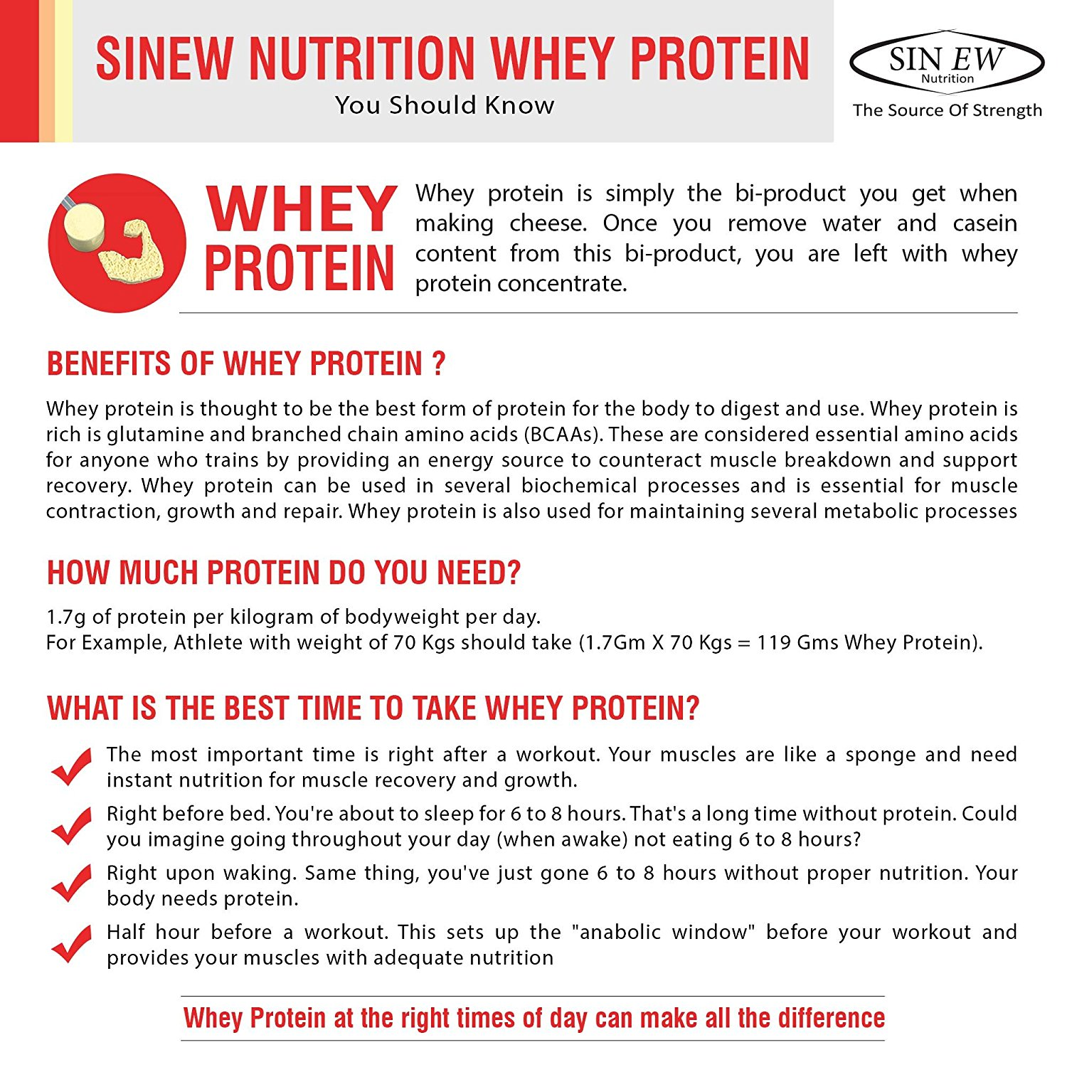 Sinew Nutrition Isocore91 100 Whey Protein Isolate Powder 1 Kg 2 Lbs Vanilla Online In India Sinewnutrition