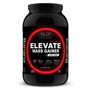 Mass Gainer Banana 1kg F