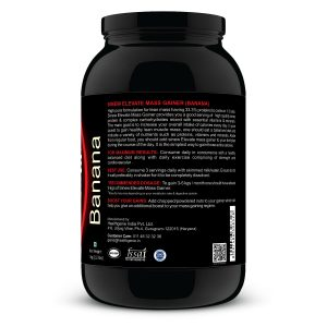 Mass Gainer Banana 1kg R