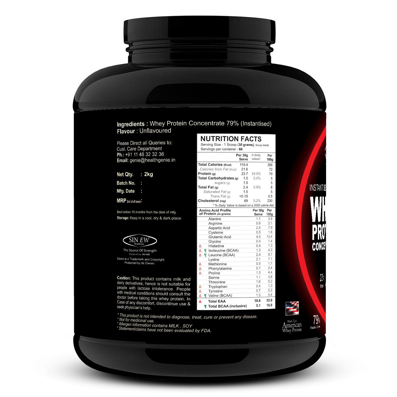 Wpc 79 2kg L