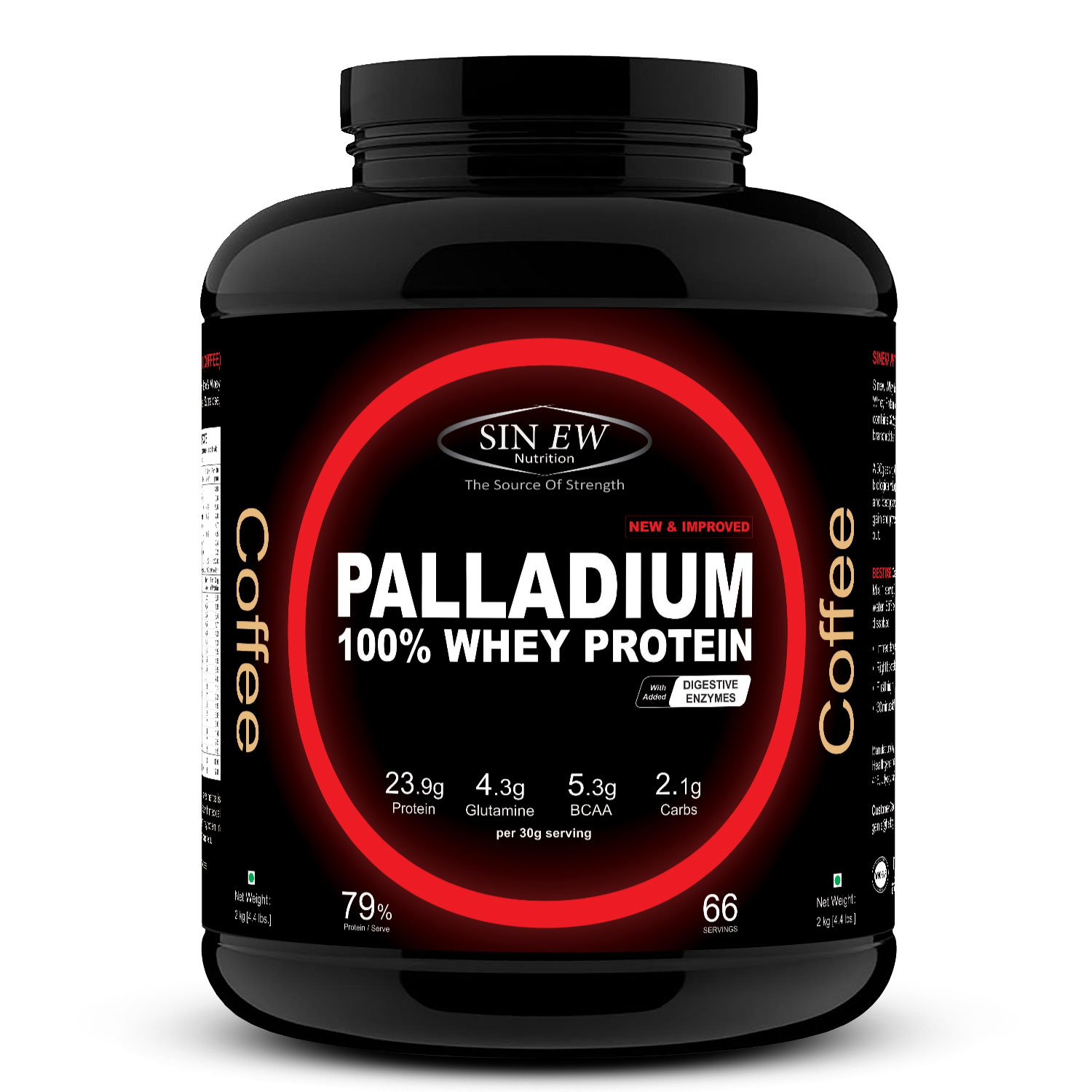 Palladium Coffee 2 Kg F