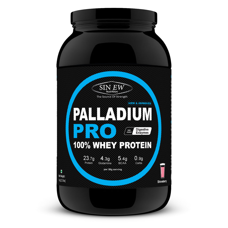 Palladium Pro (strawberry) 1 F