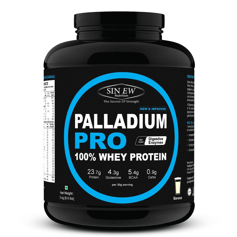 Palladium Pro (banana) 3 F
