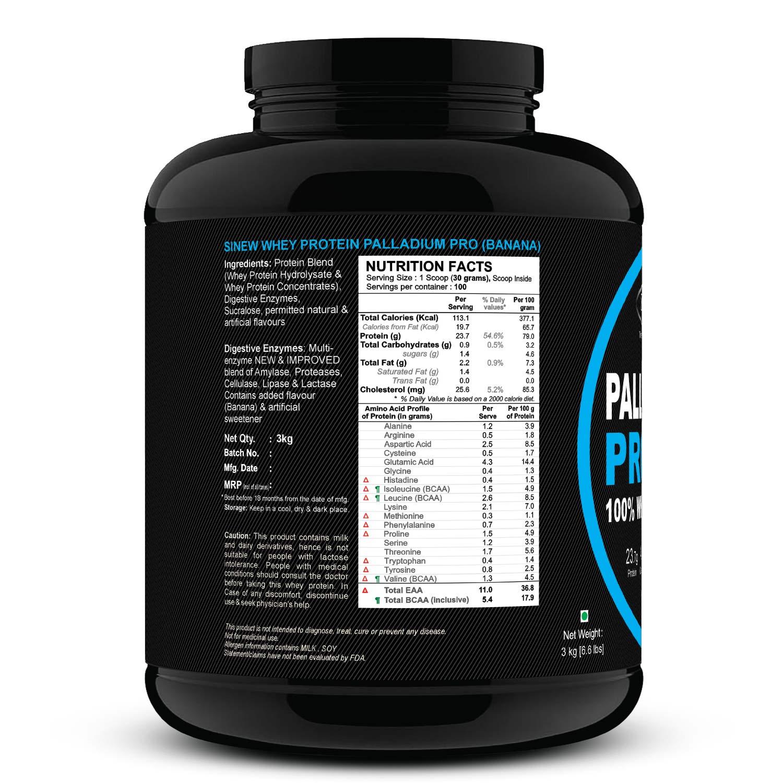 Palladium Pro (banana) 3 L