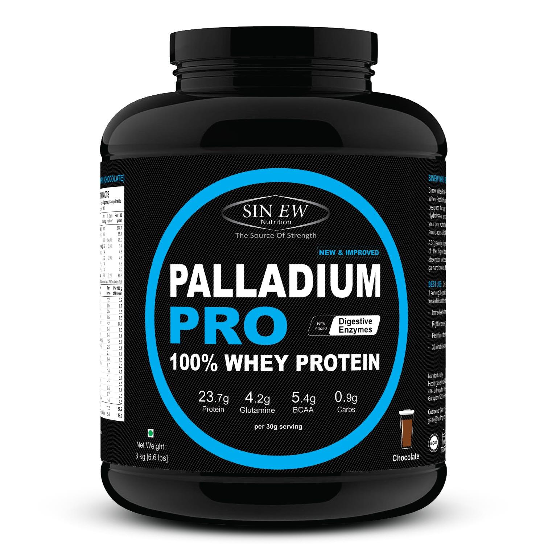 Palladium Pro (chocolate) 3 F