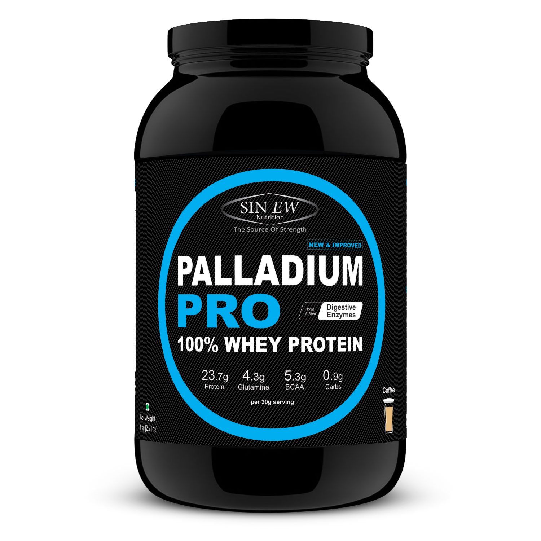 Palladium Pro (coffee) 1 F