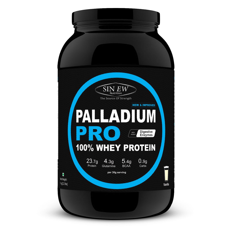 Palladium Pro (vanilla) 1 F