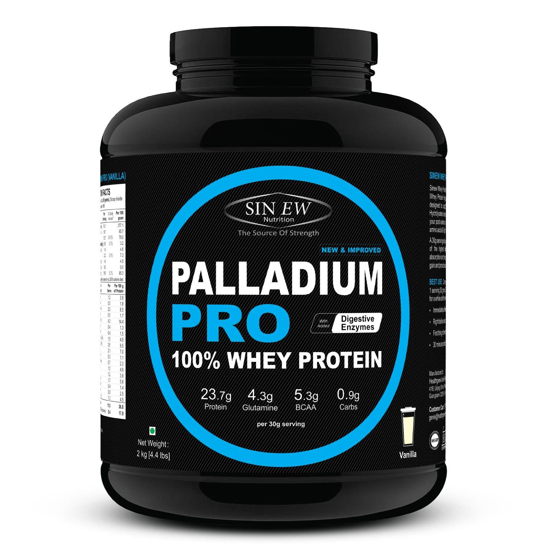 Palladium Pro (vanilla) 2 F
