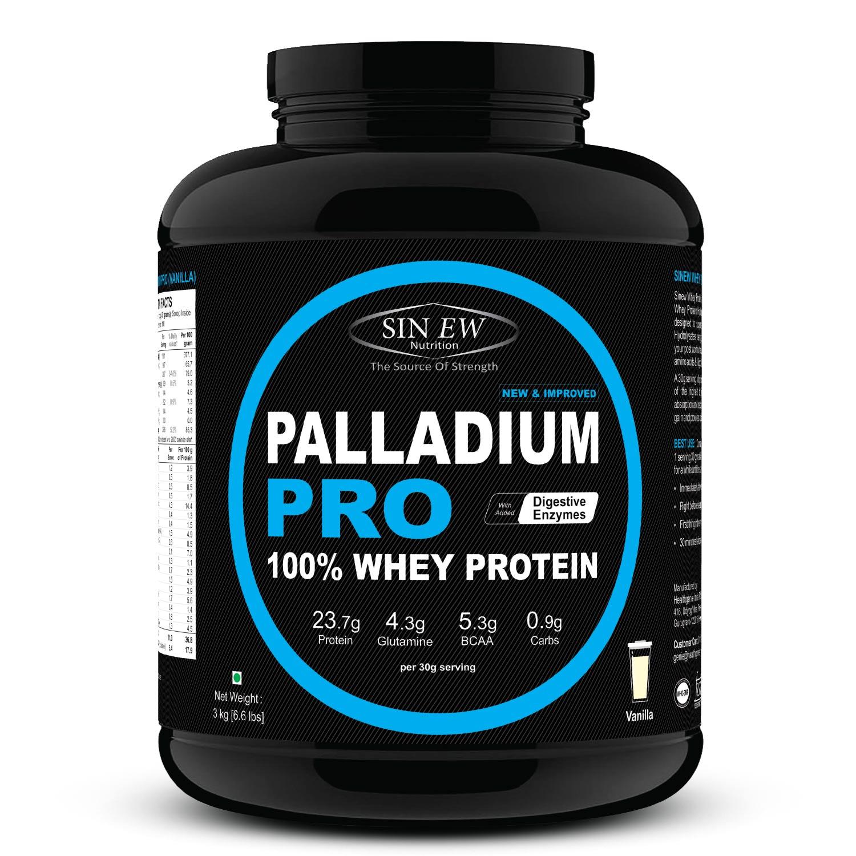 Palladium Pro (vanilla) 3 F