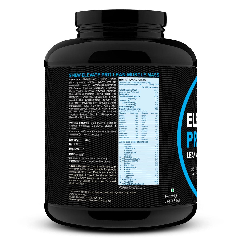 Elevate Pro 3kg L