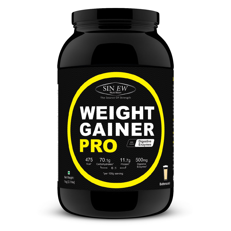 Weight Gainer Pro (butterscotch) 1 F