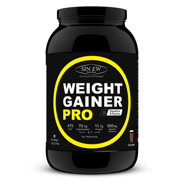 Weight Gainer Pro (chocolate) 1 F