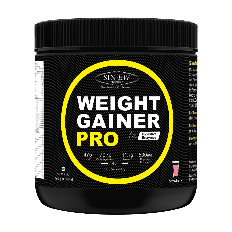 Weight Gainer Pro (strawberry) 300 F