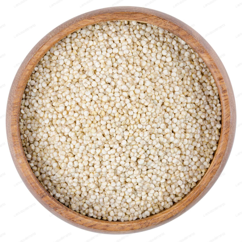 Quinoa Seeds Bowl Image