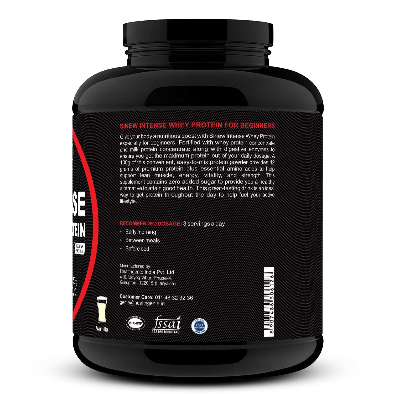 Intense For Beginners (vanilla) 2kg R