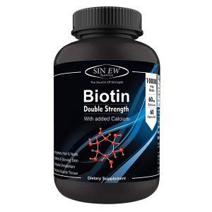 Biotin 100 Cap Main