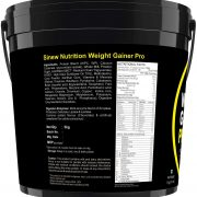 Sinew Nutrition Weight Gainer Pro With Digestive Enzymes 5 Kg (chocolate) 1
