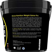 Sinew Nutrition Weight Gainer Pro With Digestive Enzymes 5 Kg (chocolate) 2