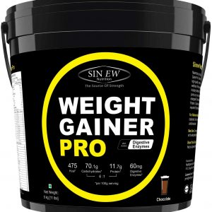 Sinew Nutrition Weight Gainer Pro With Digestive Enzymes Chocolate Product