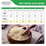 Quinoa Seeds 1kg Gal5