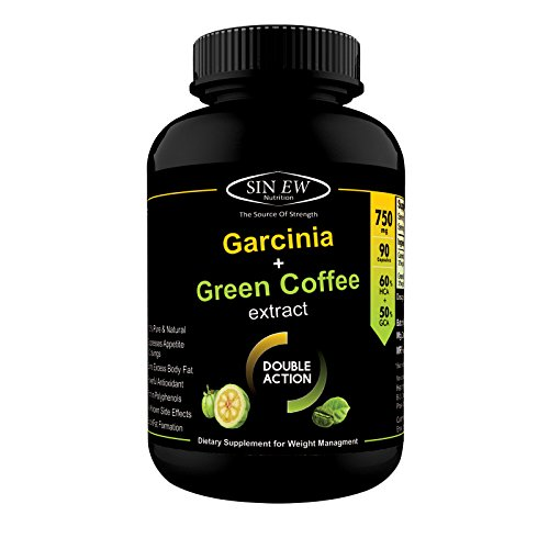 Sinew Nutrition Weight Management Combo 750mg Garcinia Cambogia And Green 2 2